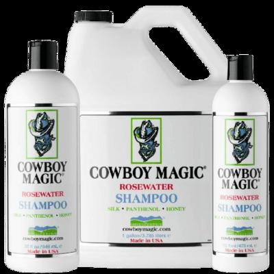Cowboy Magic® Rosewater Shampoo Collection
