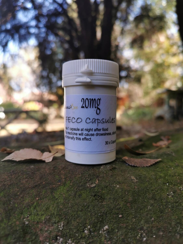 20mg FECO Capsules
