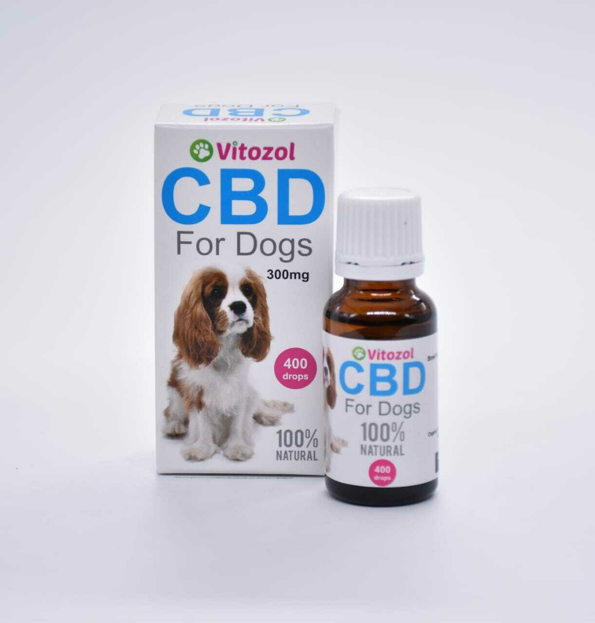 Vitozol CBD Drops for Dogs
