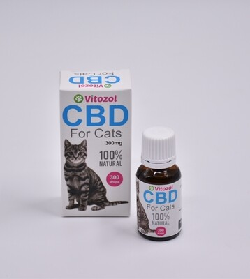 Vitozol CBD Drops for Cats