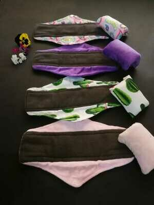 Medium Cloth Sanitary Pads - Starter Pack