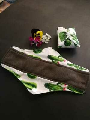 Medium Cloth Sanitary Pads Single
