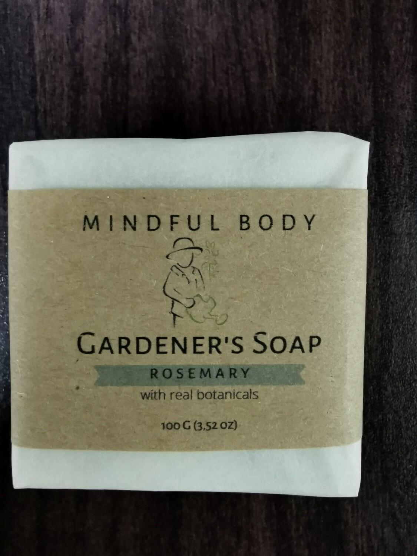 Rosemary Gardener's Soap