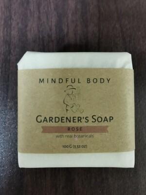 Rose Gardeners Soap