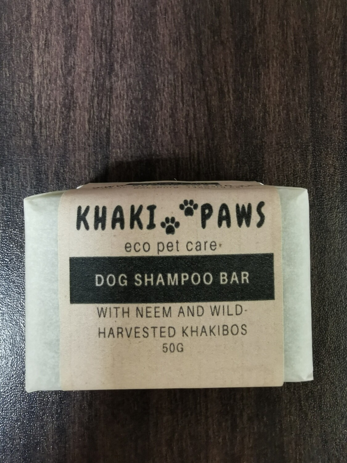 Dog Shampoo Bar 50g