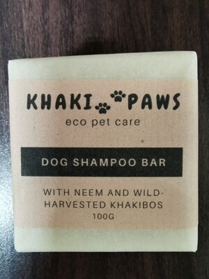 Dog Shampoo Bar 100g