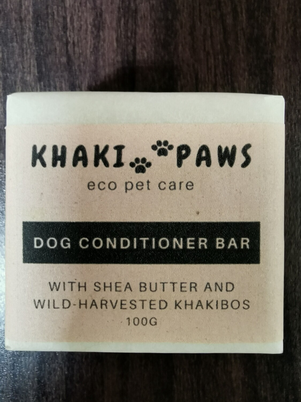 Dog Conditioner Bar 100g