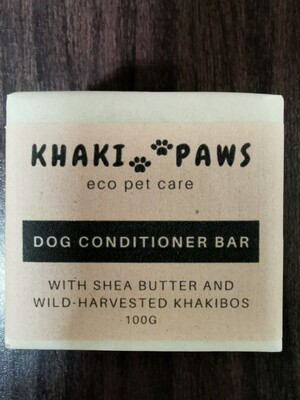 Dog Conditioner Bar 100g