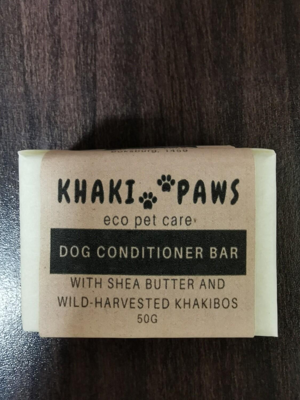 Dog conditioner Bar 50g
