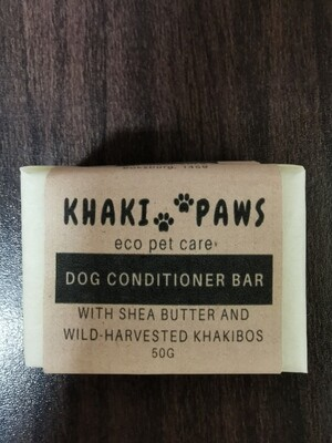 Dog conditioner Bar 50g