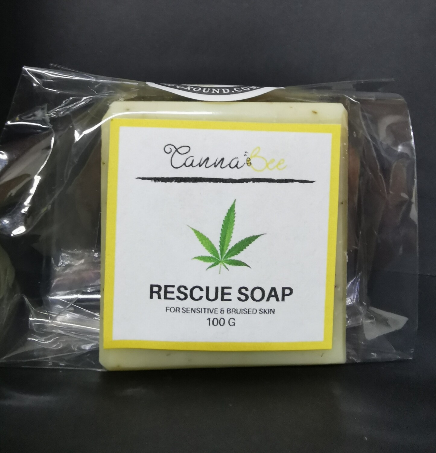 Cannabis Rescue Soap 100g