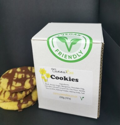 CannaCookies 200g