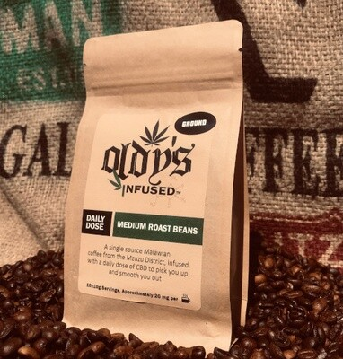 Oldy's Daily Dose CBD Coffee