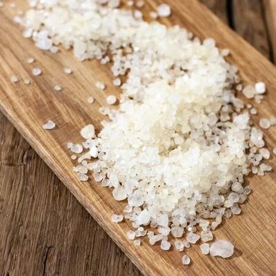 Соль мертвого моря Черный ветивер, Амбра (500гр)
