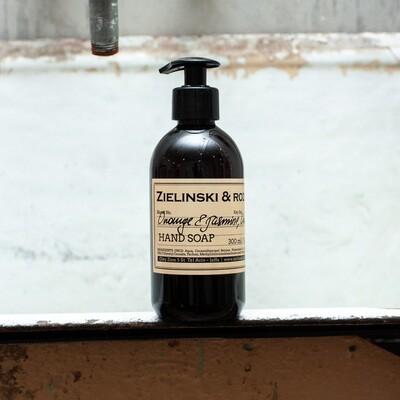 Liquid soap Orange & Jasmine, Vanilla (300 ml)