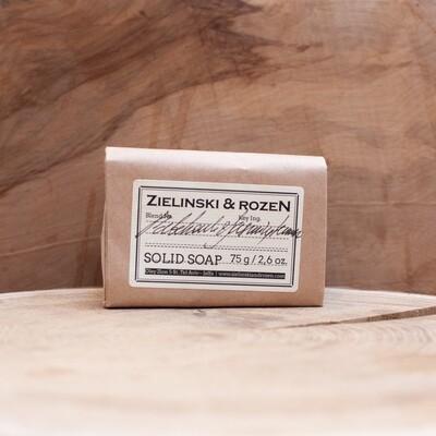 Solid soap Patchouli & Jasmine, Lemon (75 g)