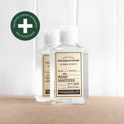 Hand gel antiseptic