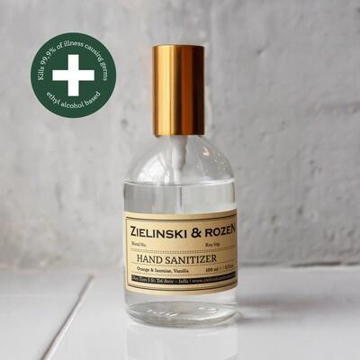 Hand spray Orange & Jasmine, Vanilla (100 ml)