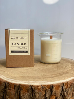Candle Vanilla Blend (250 g)