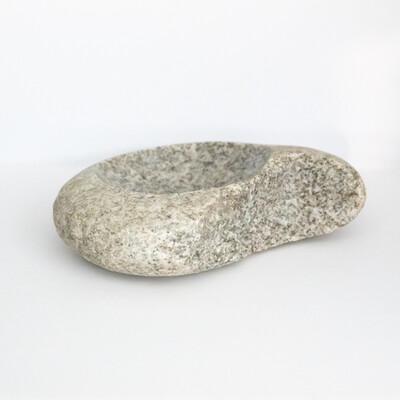Мыльница из натурального камня