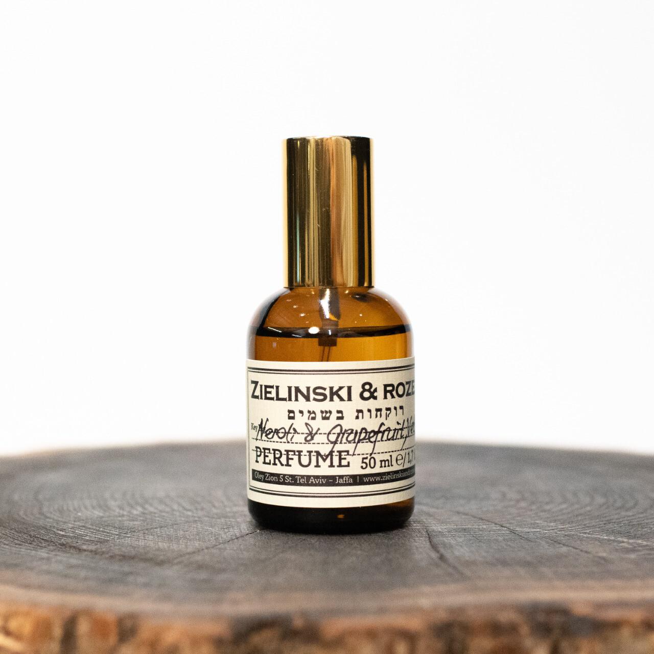 Perfume Neroli & Grapefruit, Vetiver (50 ml)