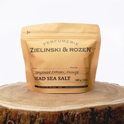 Dead Sea Salts Bergamot & Neroli, Orange (250g)