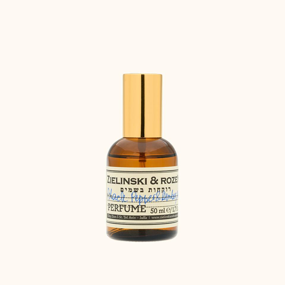 Perfume Black Pepper & Amber, Neroli (50 ml)
