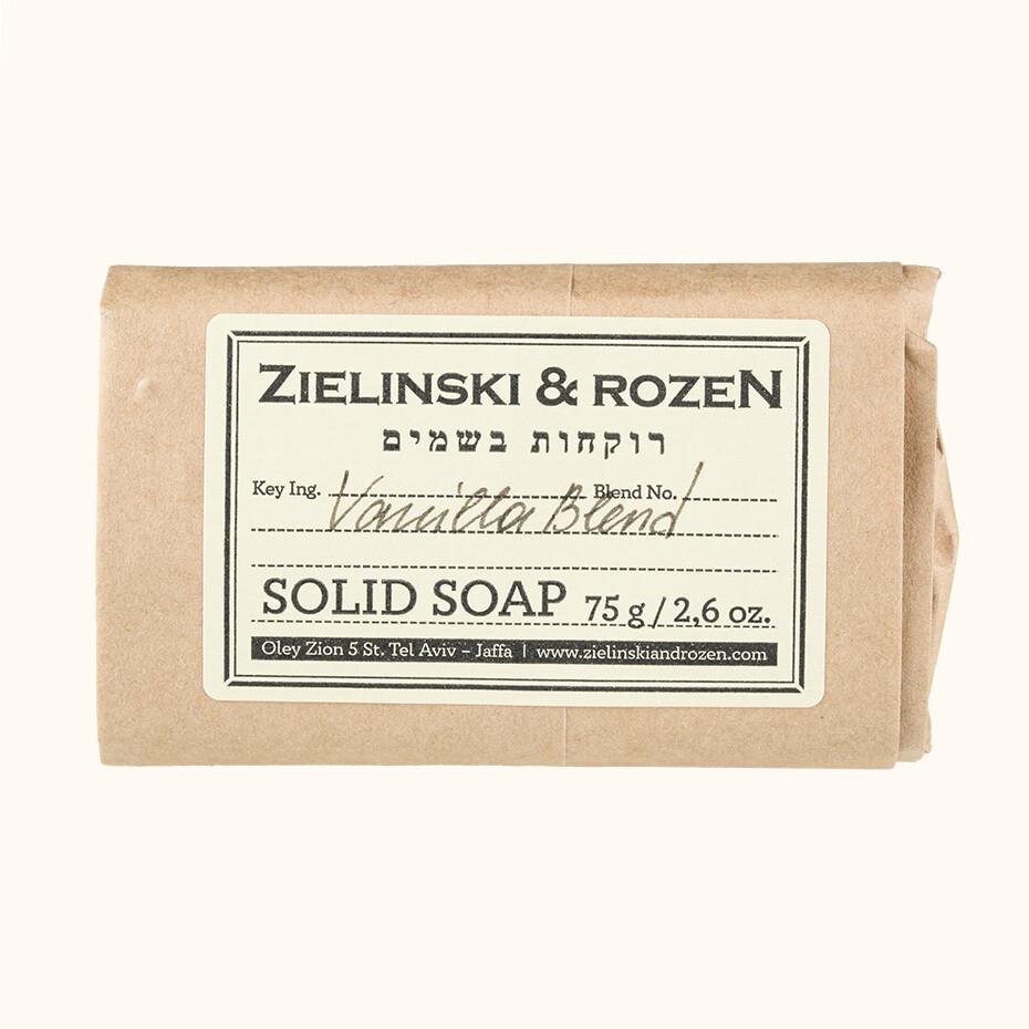 Твердое мыло Ванильный Бленд (75гр)