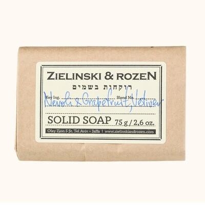 Solid soap Neroli & Grapefruit, Vetiver (75 g)