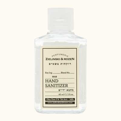 Hand gel antiseptic