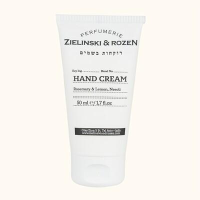 Hand cream Rosemary & Lemon, Neroli (50 ml)