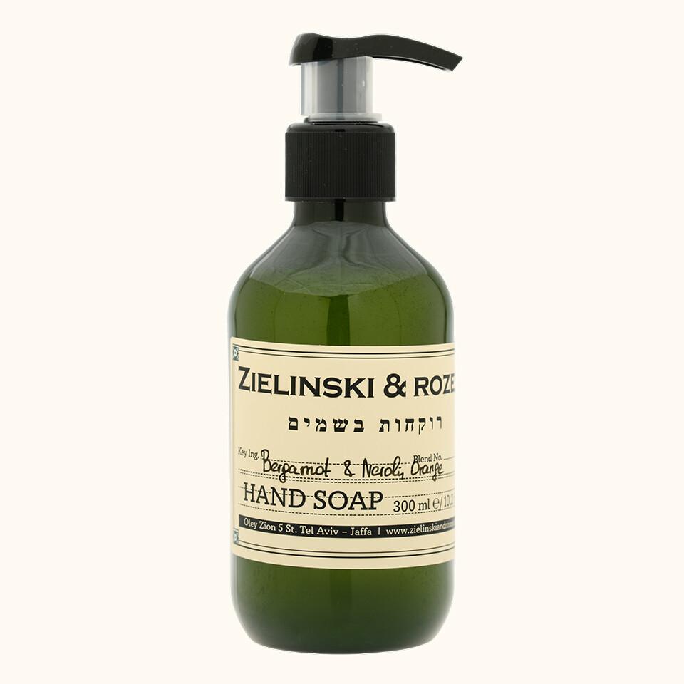 Жидкое мыло Бергамот, Нероли, Апельсин (300мл)