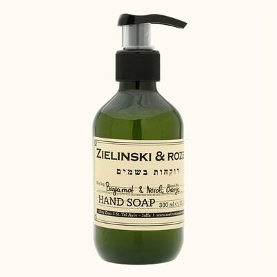 Liquid soap Bergamot & Neroli, Orange (300 ml)
