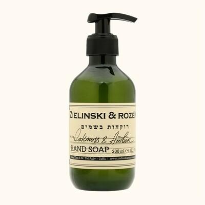 Liquid soap Oakmoss & Amber (300 ml)