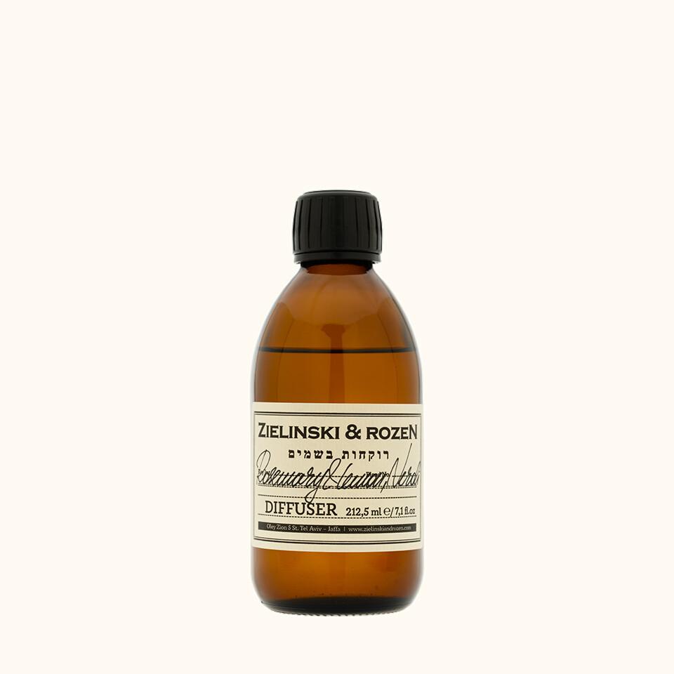 Диффузор для ароматерапии Розмарин, Лимон, Нероли (212,5мл)