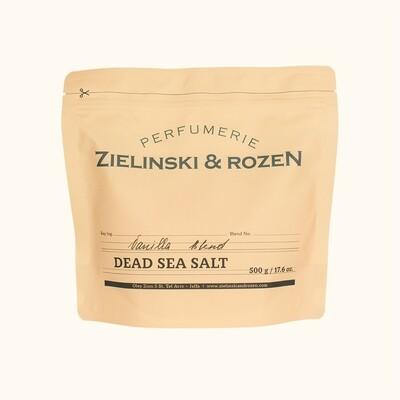 Соль Мертвого моря Ванильный Бленд (500гр)