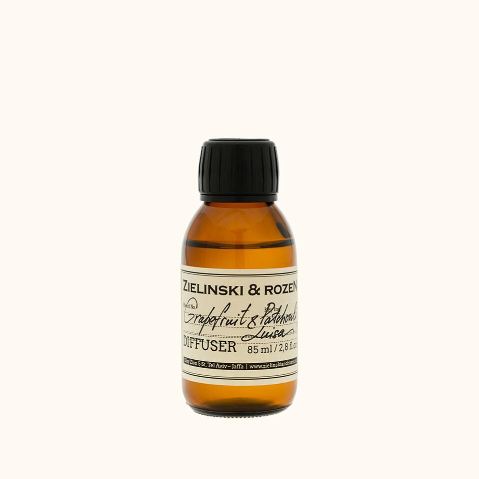 Диффузор для ароматерапии Грейпфрут, Пачули, Луиза (85мл)