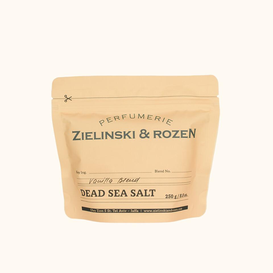 Соль мертвого моря Ванильный Бленд (250гр)
