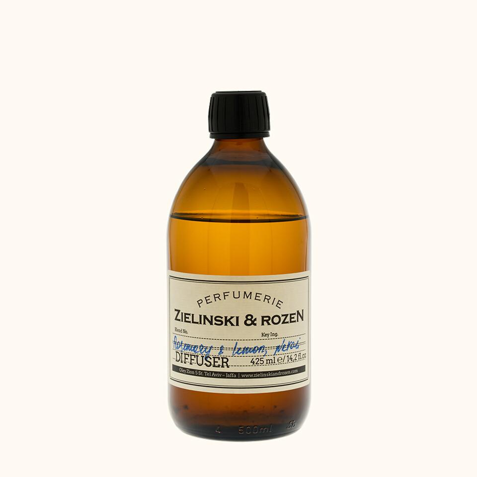 Диффузор для ароматерапии Розмарин, Лимон, Нероли  (425мл)