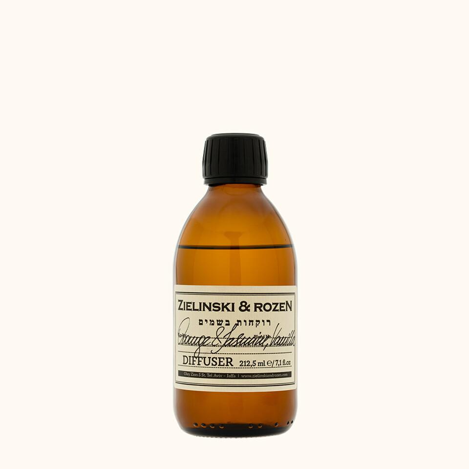 Диффузор для ароматерапии Апельсин, Жасмин, Ваниль (212,5мл)