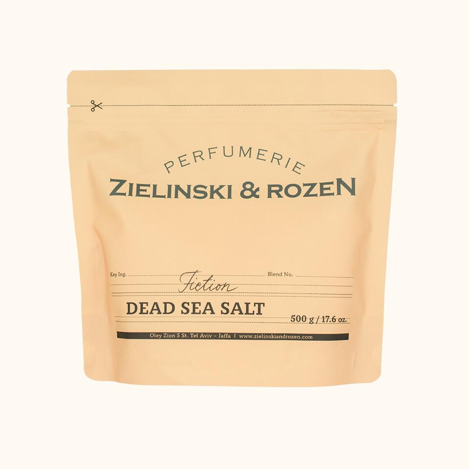 Соль мертвого моря Fiction (500гр)