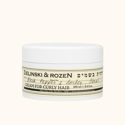 Крем увлажняющий для вьющихся волос Черный перец, Амбра, Нероли (200мл)