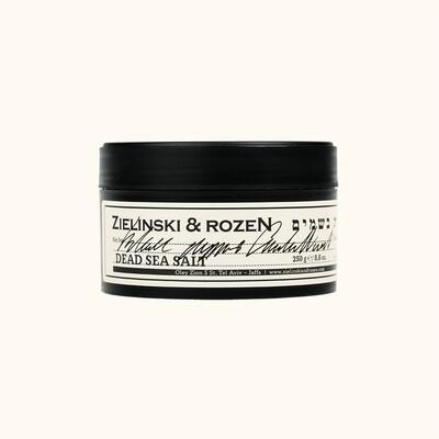 Соль Мертвого моря Черный перец, Амбра, Нероли (250мл)