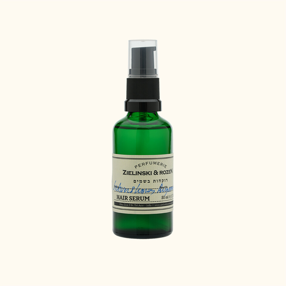 Сыворотка для волос Ветивер, Лимон, Бергамот (50мл)