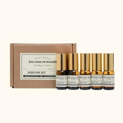 Perfume set №1
