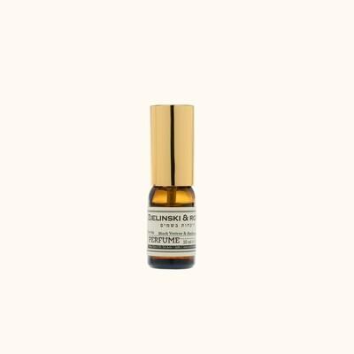 Perfume Black Vetiver, Ambra (10 ml)