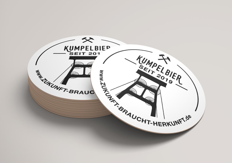 KumpelBier - Bierdeckel