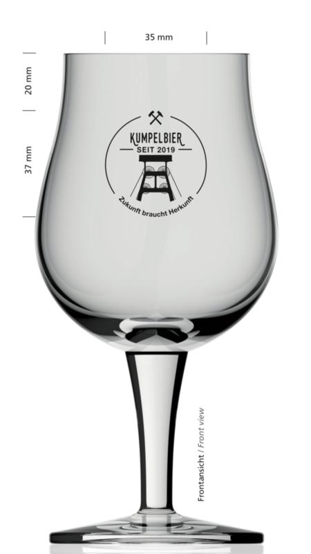 KumpelBier-Glas