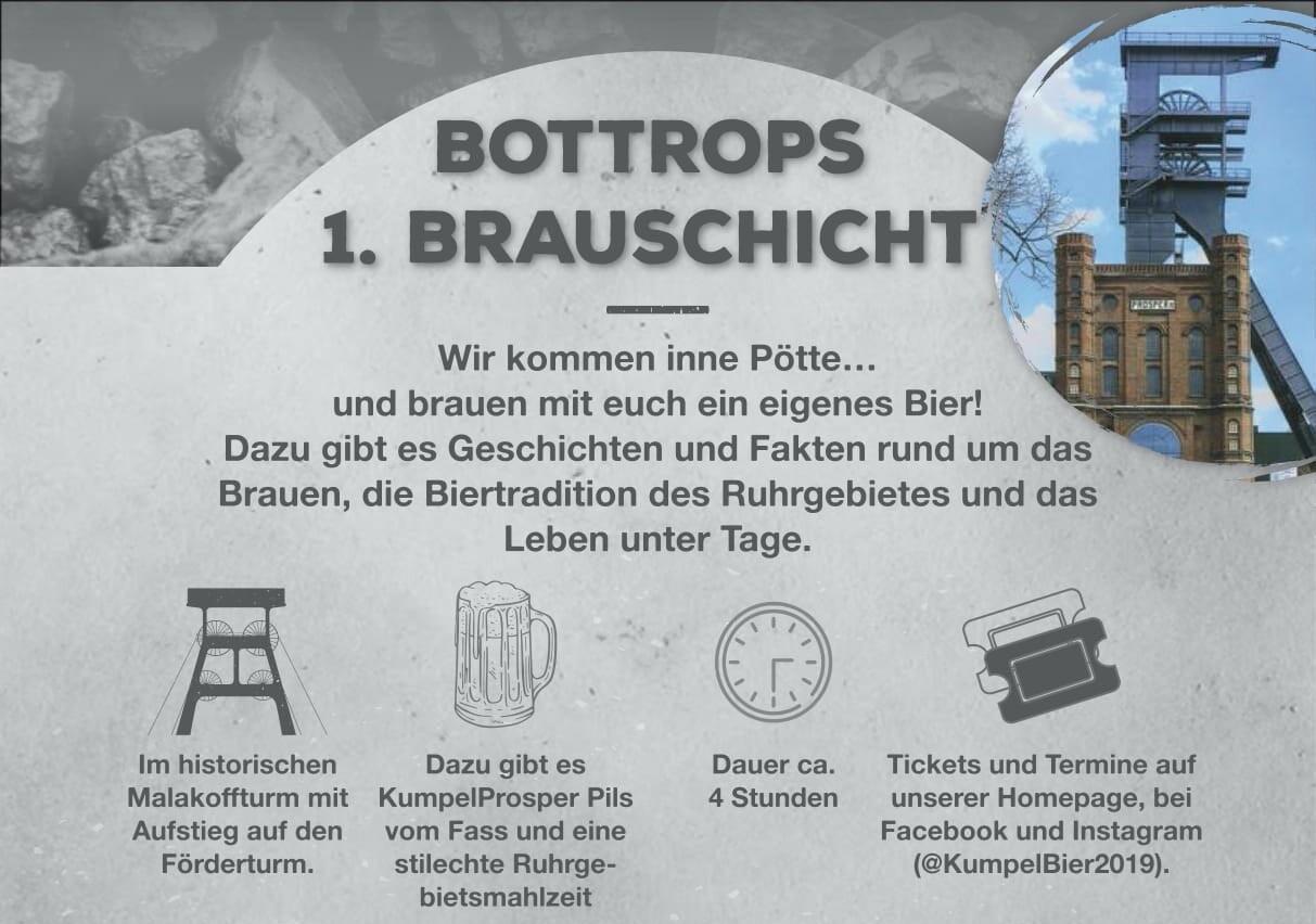 Ticket - Brauschicht Sa. 25 September