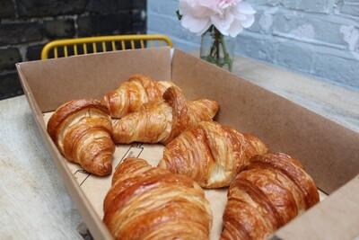 6 Butter Croissant Box